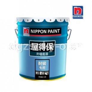 立邦屋得保耐候底漆 外墙乳胶漆16L 抗碱 油漆/涂料 单价290元