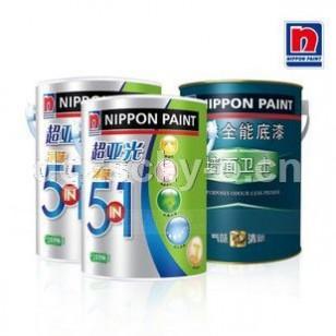 立邦漆超亚光净味五合一套装 内墙面漆 乳胶漆 油漆/涂料 单价400元