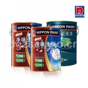 立邦漆 弹性抗裂净味全效套装 内墙面漆 油漆/涂料单价800元