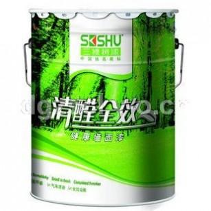 三棵树漆 清醛全效 健康 环保漆 乳胶漆 油漆 涂料20kg *SJI700  单价1180元