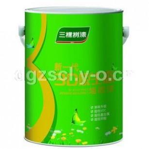 三棵树漆 新一代3D原生态丝光墙面漆 乳胶漆 6kgSXI600A 单价280元