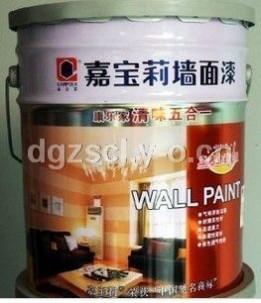 嘉宝莉康乐家清味5合1墙面漆 20公斤,嘉宝莉乳胶漆 单价130元