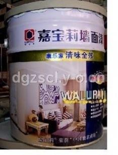 嘉宝莉康乐家清味全效墙面漆/乳胶漆/内墙漆 20公斤 单价160元