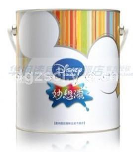 妙想盈润晶彩半光清面漆TJKM285-5.2 单价350元