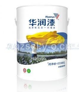 華潤純凈味五合一內墻漆V501-5L